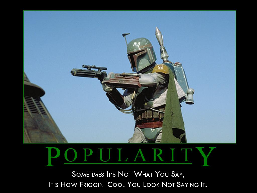 Boba Fett is a Hottie (Star Wars Life Thoughts Part 1 ...