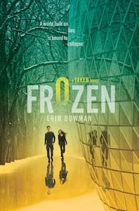 Frozen by Erin Bowman