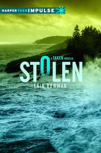 Stolen by Erin Bowman