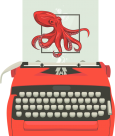 OctopusTypewriter