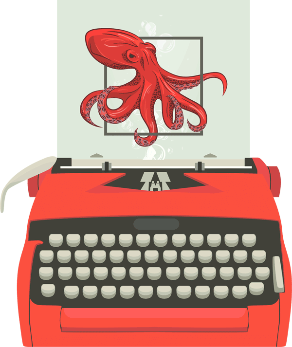 OctopusTypewriter